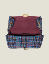 Yza Tweed Bag : All Bags color Multi-Color