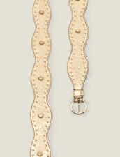 Gold-Tone Studded Belt : Copy of VP-FR-FSelection-ACCESS color Full Gold