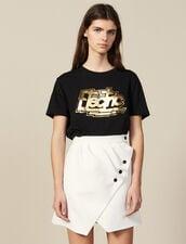 Short Wraparound Skirt : Copy of VP-FR-FSelection-Jupes&Shorts color Ecru
