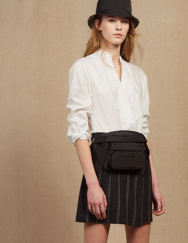 Cotton 2-In-1 Dress : null color Ecru