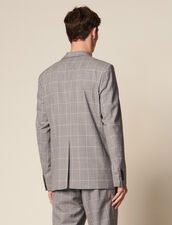Classic Super 120 Suit Jacket : All Selection color Light Grey