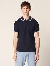 Liner Polo Shirt : Sélection Last Chance color Navy Blue