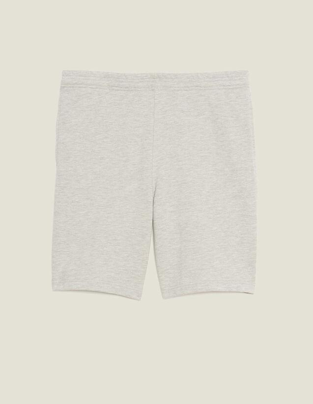 Jersey Shorts : Sélection Last Chance color Mocked Grey