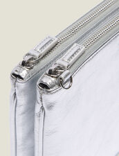 Addict Pouch : All Bags color silver
