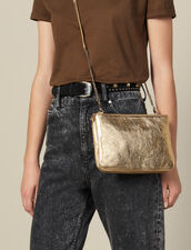 Addict Pouch : All Bags color Full Gold
