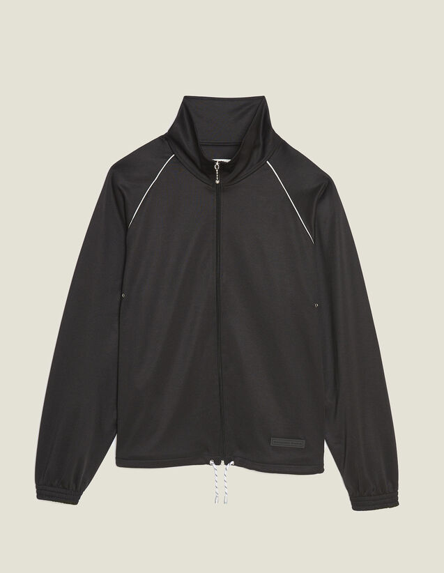 Track Top : All Selection color Black