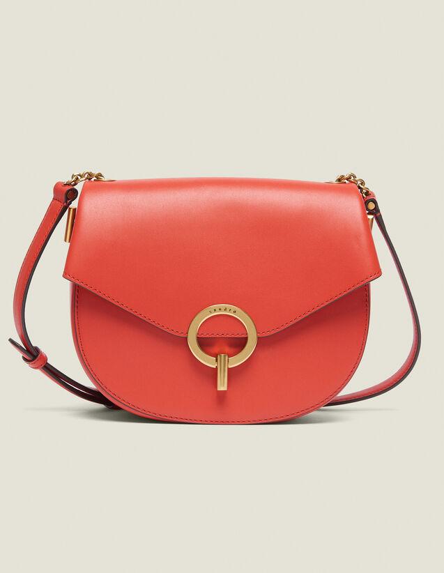 Pépita Bag Medium Model : Summer Collection color Grenadine