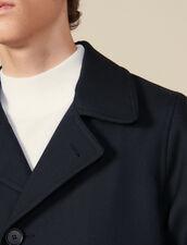 Town Coat : LastChance-IT-H50 color Navy Blue