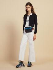 Cropped Knit Cardigan : LastChance-FR-FSelection color Terracotta