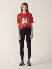 Leggings-Style Trousers : LastChance-FR-FSelection color Black