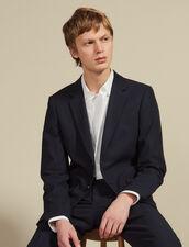 Cotton Suit Jacket : Suits & Tuxedos color Ink