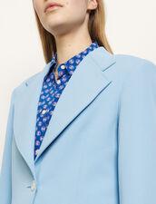 Tailored jacket : Blazers & Jackets color Blue sky
