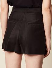 Shorts With Press Studs : LastChance-FR-FSelection color Black