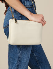 Pochette Addict : All Bags color Ecru