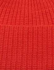 Beanie with turn-up cuff : LastChance-IT-H50 color Orange