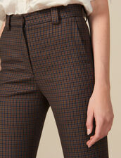 Checked Trousers : FBlackFriday-FR-FSelection-30 color Multi-Color