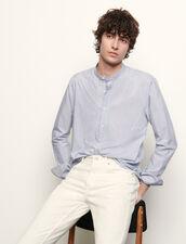 Striped tunic : Casper color Blue/white