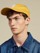Cap With S Patch : Sélection Last Chance color Yellow