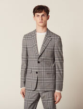 Classic Suit Jacket : All Selection color Grey