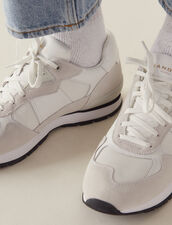 Running Trainers : Summer Collection color white