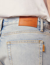 Light Washed Jeans - Narrow Cut : Sélection Last Chance color Blue Vintage - Denim