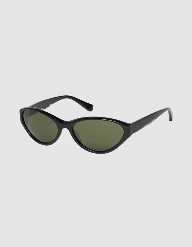 Sports Sunglasses : Sunglasses color Black